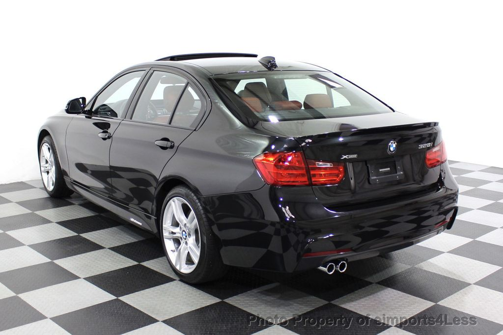 2015 BMW 3 Series CERTIFIED 328i xDrive M Sport Tech Premium HK Audio Cold - 18279082 - 48