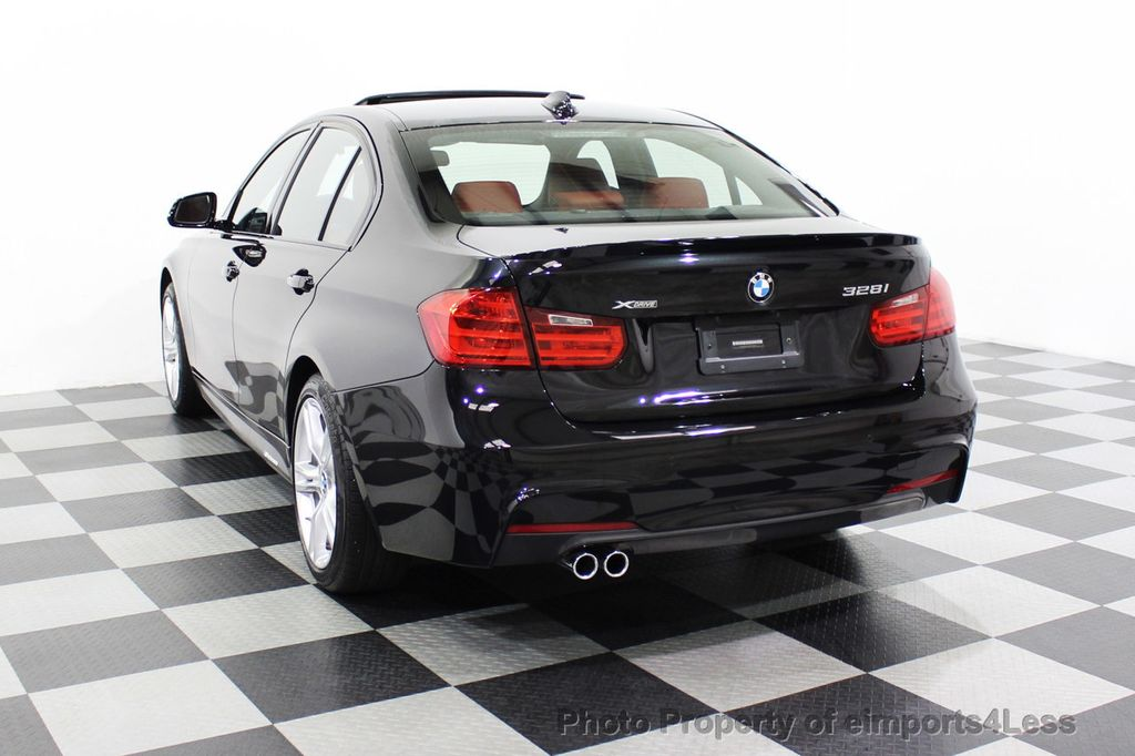 2015 BMW 3 Series CERTIFIED 328i xDrive M Sport Tech Premium HK Audio Cold - 18279082 - 55