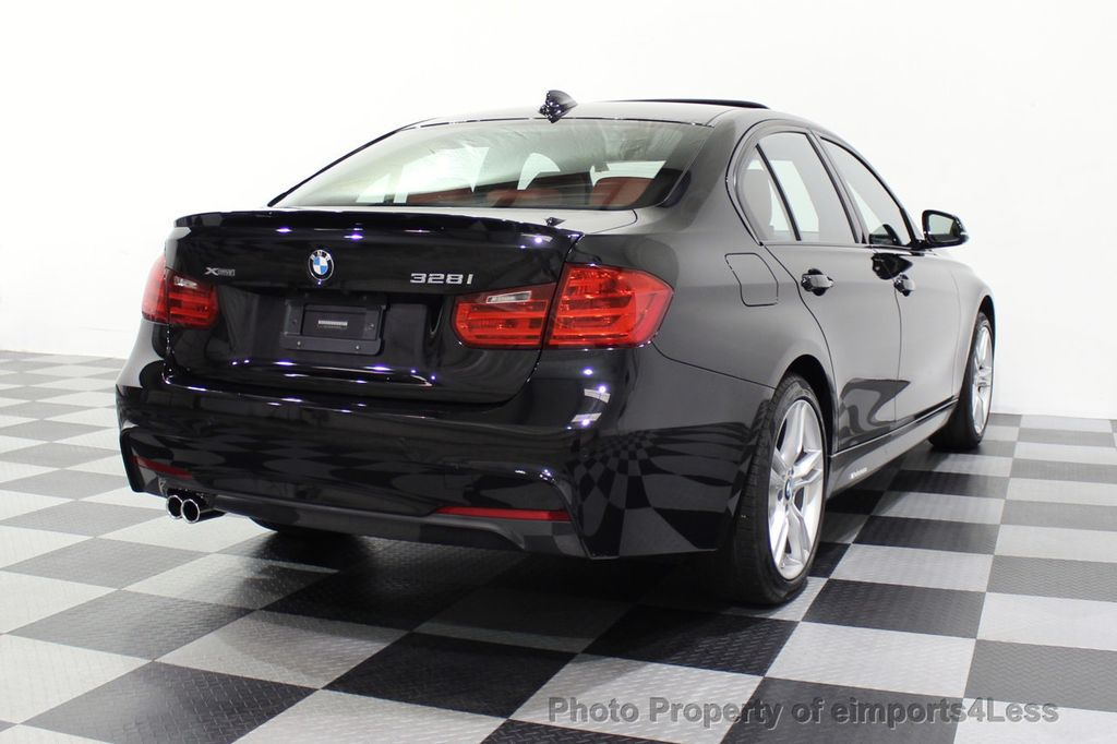 2015 BMW 3 Series CERTIFIED 328i xDrive M Sport Tech Premium HK Audio Cold - 18279082 - 56