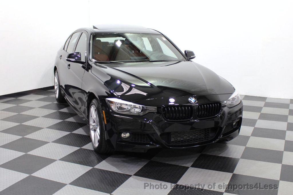 2015 BMW 3 Series CERTIFIED 328i xDrive M Sport Tech Premium HK Audio Cold - 18279082 - 57