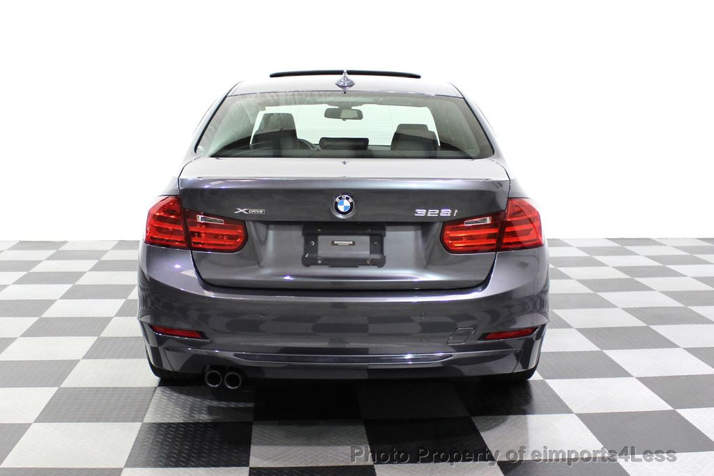 2015 BMW 3 Series CERTIFIED 328i xDRIVE Sport/Premium CAMERA NAVI - 18196759 - 17
