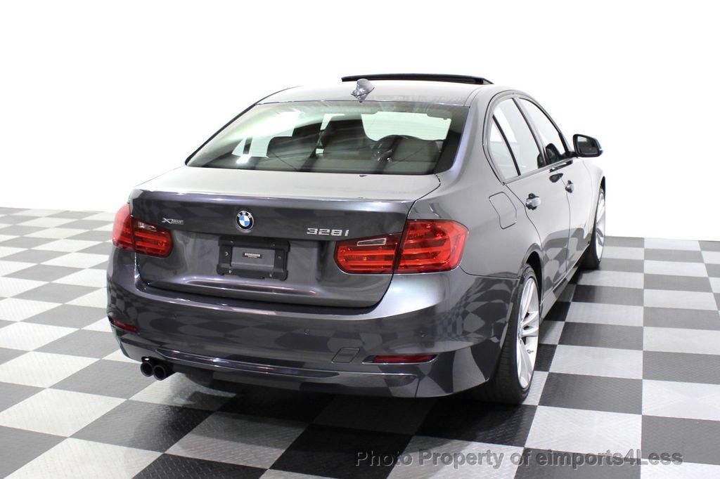2015 BMW 3 Series CERTIFIED 328i xDRIVE Sport/Premium CAMERA NAVI - 18196759 - 18