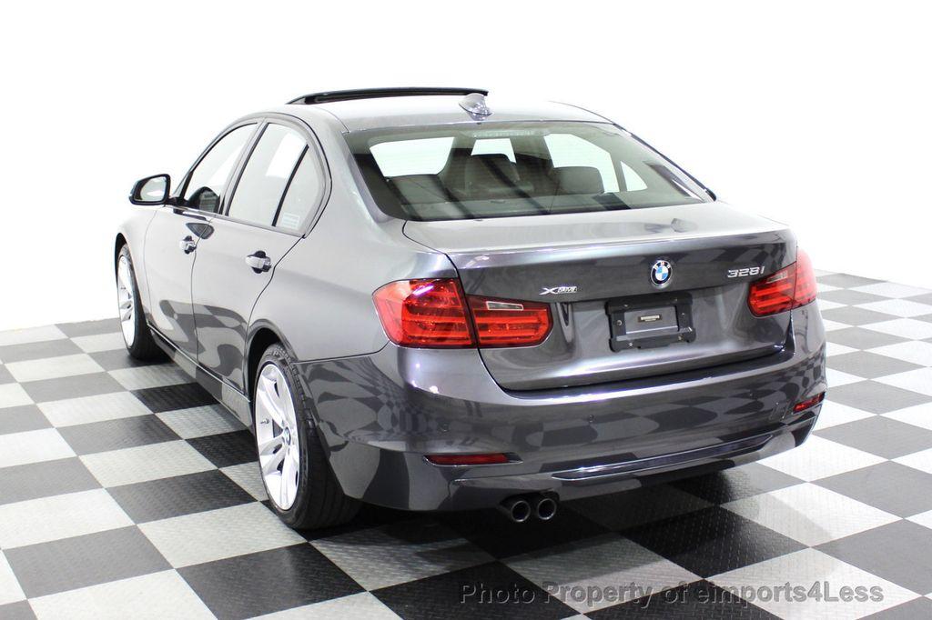 2015 BMW 3 Series CERTIFIED 328i xDRIVE Sport/Premium CAMERA NAVI - 18196759 - 30