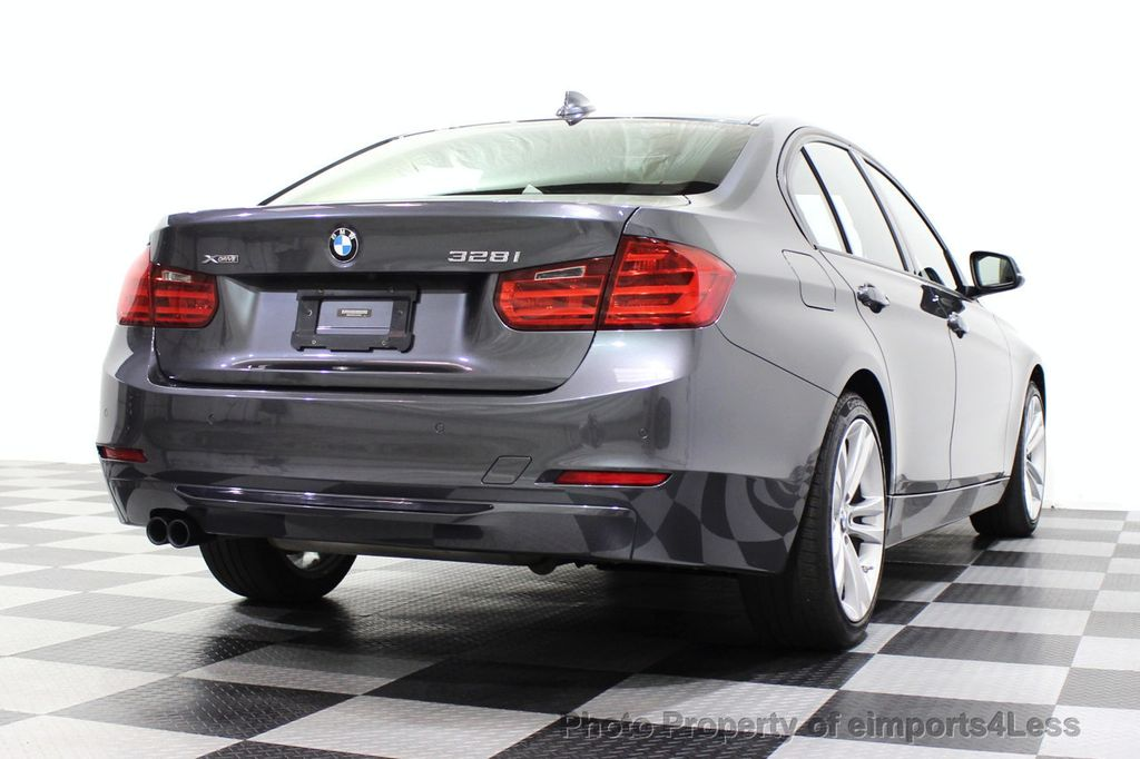 2015 BMW 3 Series CERTIFIED 328i xDRIVE Sport/Premium CAMERA NAVI - 18196759 - 32