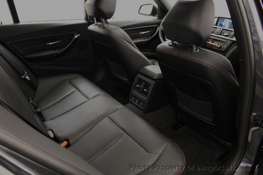 2015 BMW 3 Series CERTIFIED 328i xDRIVE Sport/Premium CAMERA NAVI - 18196759 - 37