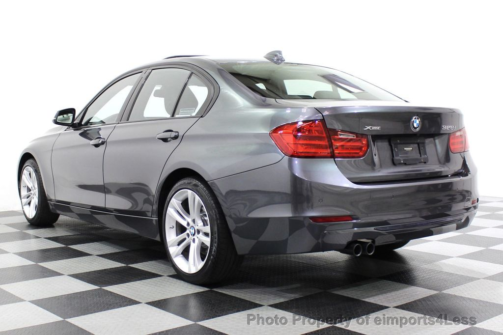 2015 BMW 3 Series CERTIFIED 328i xDRIVE Sport/Premium CAMERA NAVI - 18196759 - 51