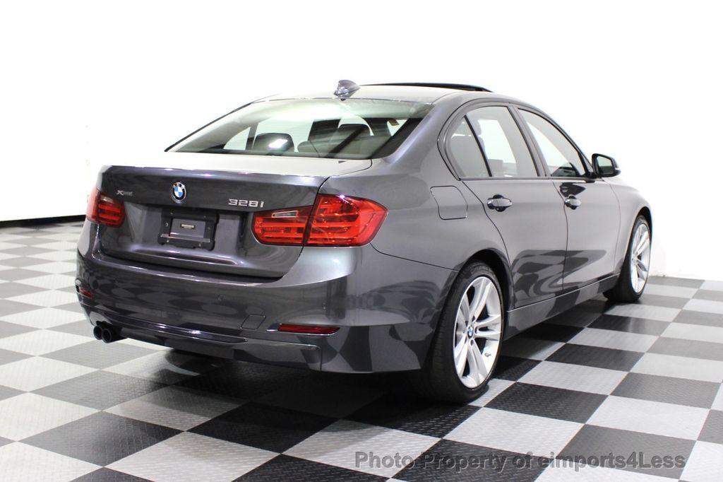 2015 BMW 3 Series CERTIFIED 328i xDRIVE Sport/Premium CAMERA NAVI - 18196759 - 52
