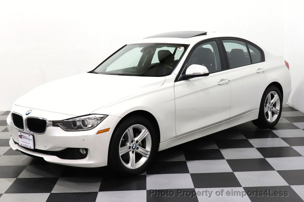 2015 BMW 3 Series CERTIFIED 328i xDrive TECH HUD AWD CAMERA NAVI - 18518148 - 27