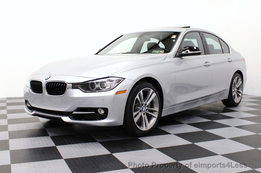Used BMW Series CERTIFIED I SPORT PACKAGE SEDAN - Bmw 3 sport