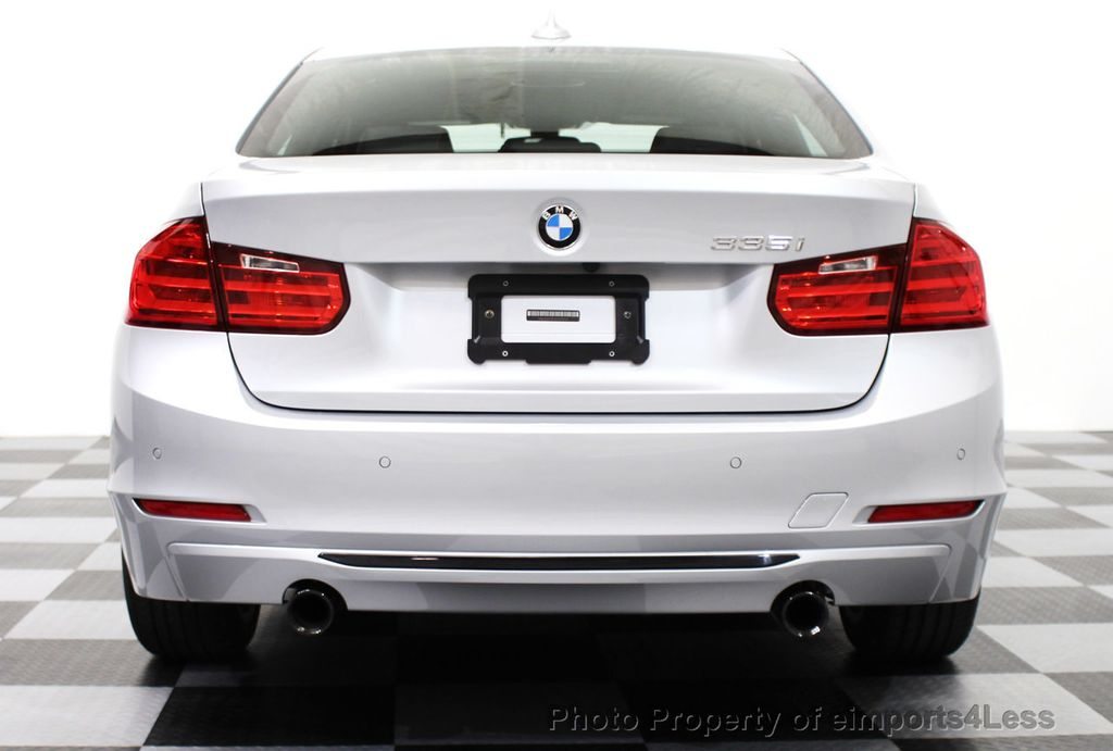 2015 BMW 3 Series CERTIFIED 335i SPORT PACKAGE SEDAN NAVIGATION