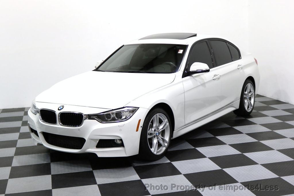 2015 BMW 3 Series CERTIFIED 335i xDRIVE M SPORT AWD HK CAMERA NAVI - 17160382 - 45