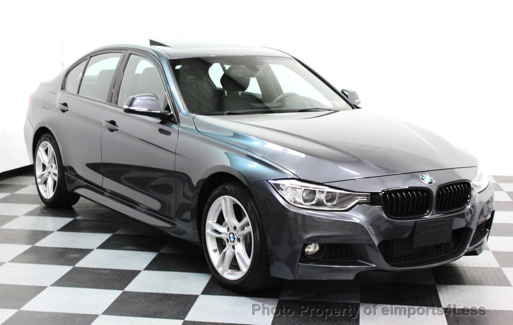 2015 used bmw 3 series certified 335i xdrive m sport awd sedan navi at eimports4less serving. Black Bedroom Furniture Sets. Home Design Ideas