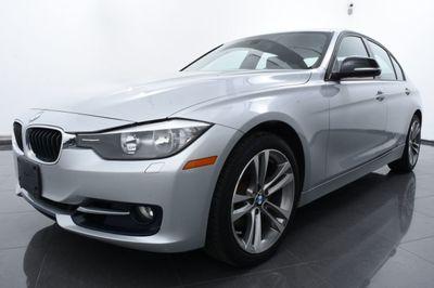 2015 BMW 3 Series SPORT LINE   Sedan
