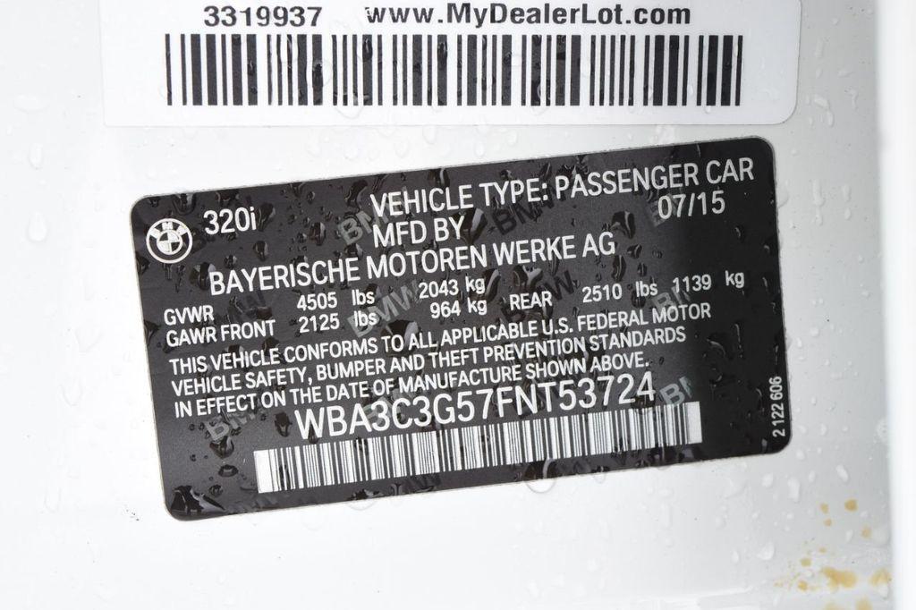 2015 BMW 3 Series SPORT PACKAGE - 18346837 - 54