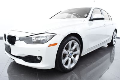 2015 BMW 3 Series SPORT PACKAGE Sedan