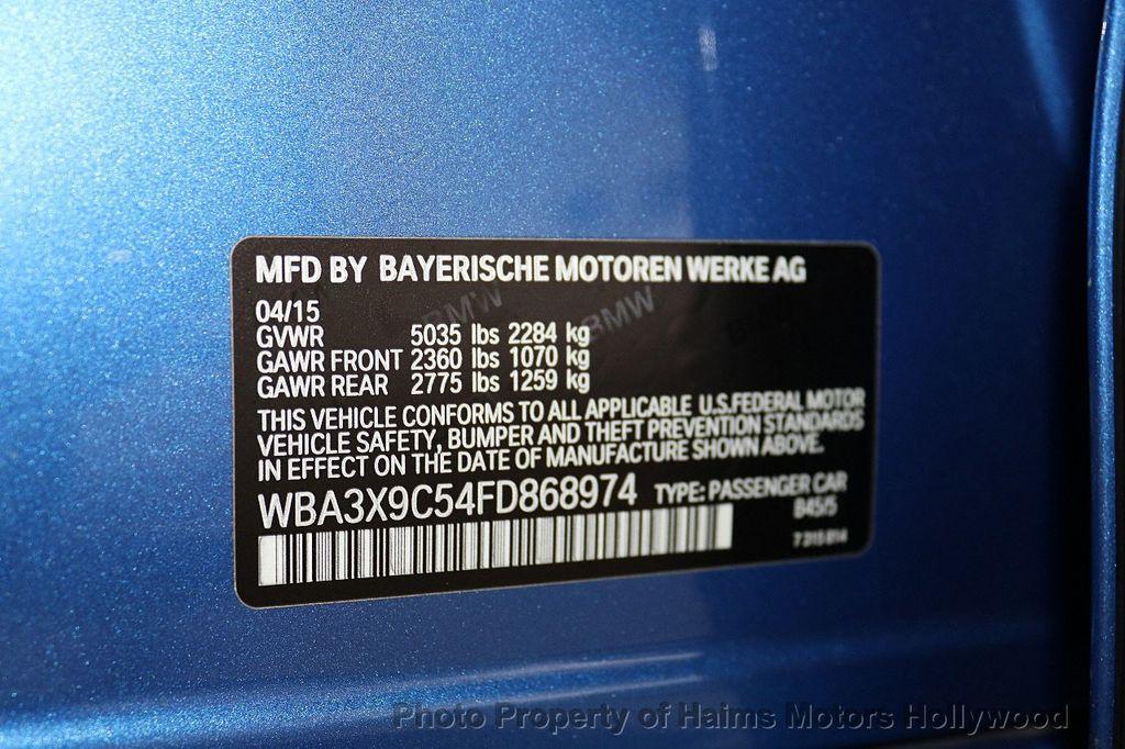 2015 BMW 3 Series Gran Turismo 335i xDrive Gran Turismo - 18638221 - 43