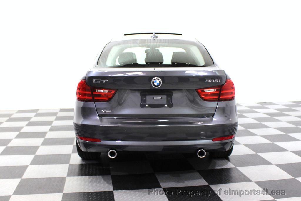 2015 BMW 3 Series Gran Turismo CERTIFIED 335i xDrive GT Gran Turismo AWD HUD CAMERA NAV  - 18051521 - 17