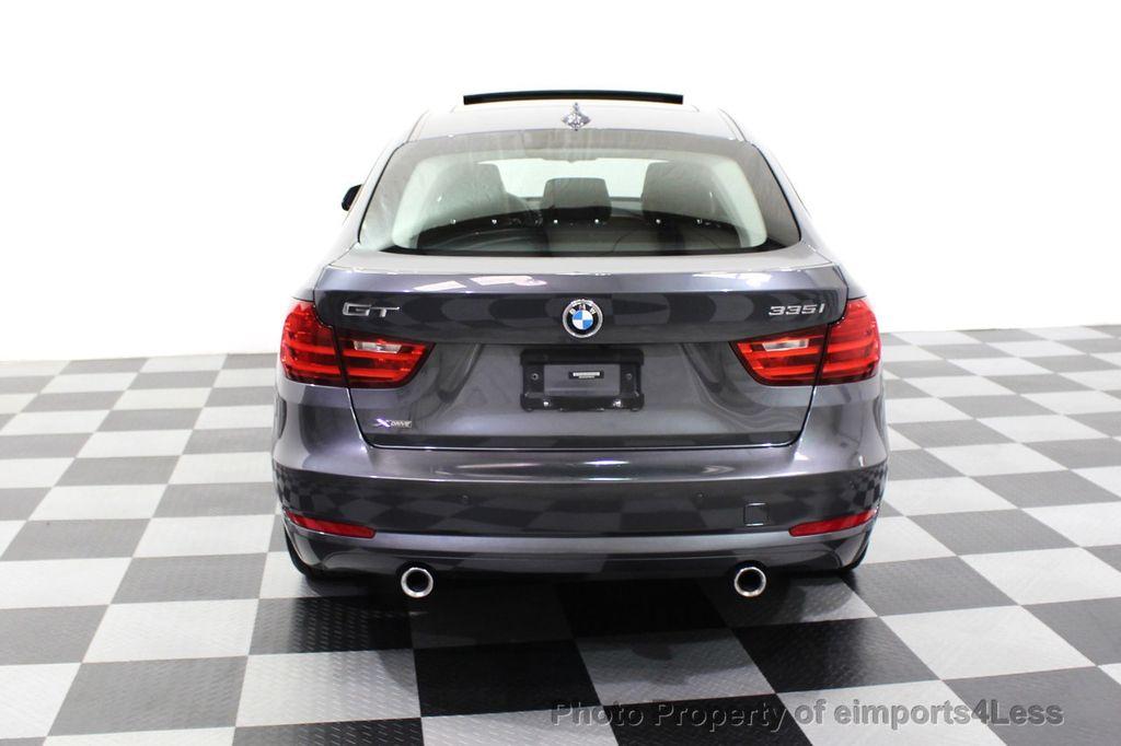2015 BMW 3 Series Gran Turismo CERTIFIED 335i xDrive GT Gran Turismo AWD HUD CAMERA NAV  - 18051521 - 31