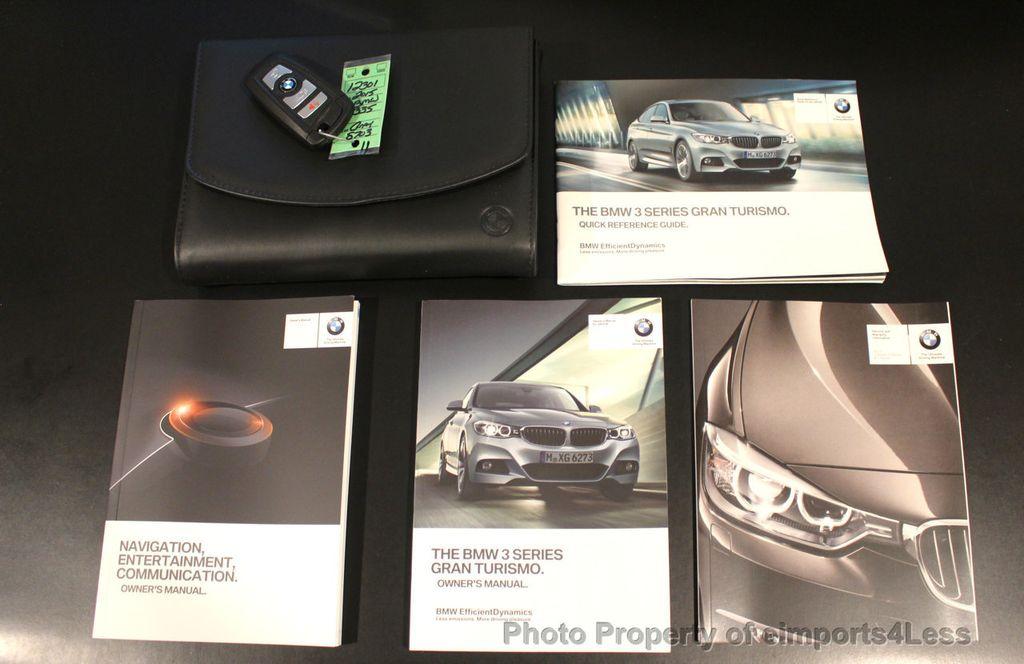 2015 BMW 3 Series Gran Turismo CERTIFIED 335i xDrive GT Gran Turismo AWD HUD CAMERA NAV  - 18051521 - 40