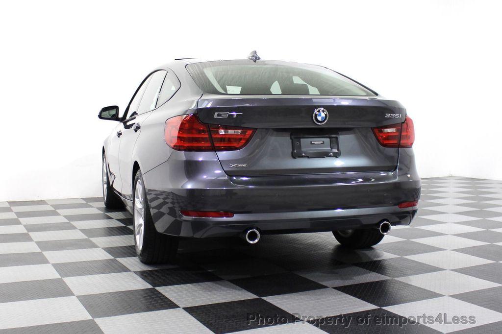 2015 BMW 3 Series Gran Turismo CERTIFIED 335i xDrive GT Gran Turismo AWD HUD CAMERA NAV  - 18051521 - 53