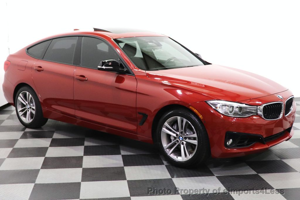 2015 BMW 3 Series Gran Turismo CERTIFIED 335i xDrive GT Sport Package BLIND SPOT CAMERA NAV - 18467696 - 15