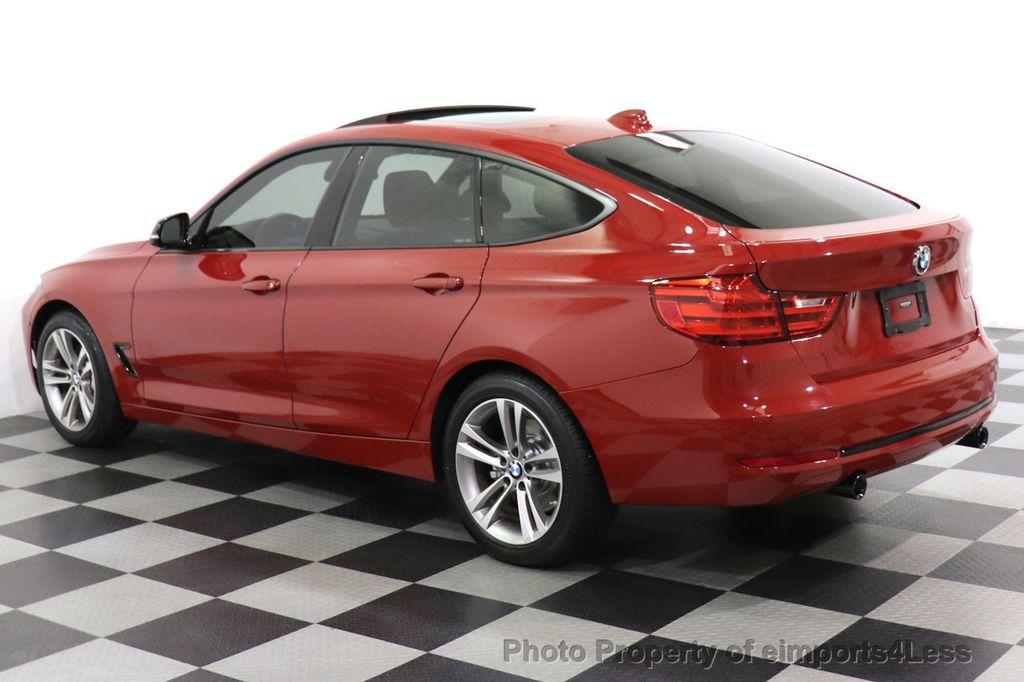 2015 BMW 3 Series Gran Turismo CERTIFIED 335i xDrive GT Sport Package BLIND SPOT CAMERA NAV - 18467696 - 16