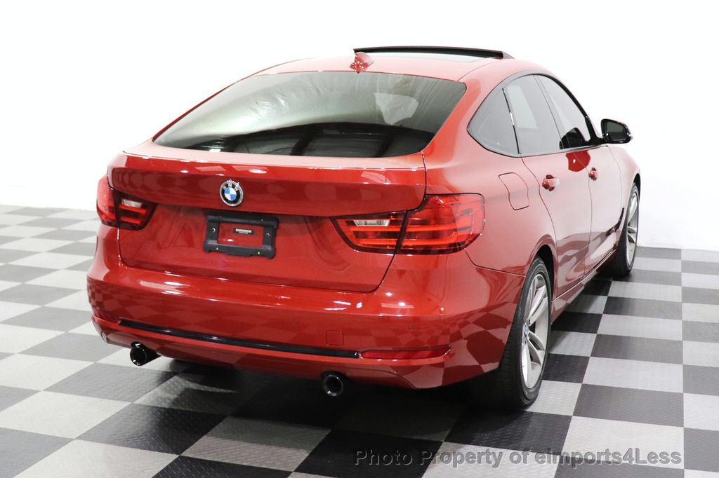 2015 BMW 3 Series Gran Turismo CERTIFIED 335i xDrive GT Sport Package BLIND SPOT CAMERA NAV - 18467696 - 18