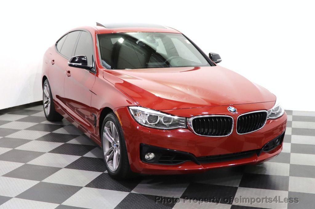 2015 BMW 3 Series Gran Turismo CERTIFIED 335i xDrive GT Sport Package BLIND SPOT CAMERA NAV - 18467696 - 27