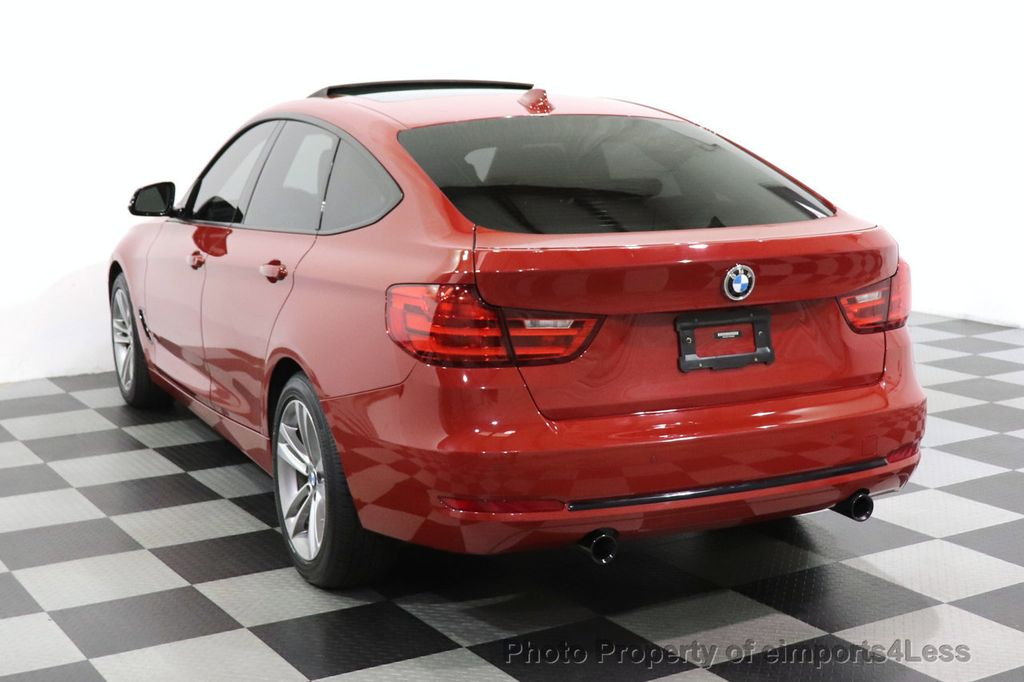 2015 BMW 3 Series Gran Turismo CERTIFIED 335i xDrive GT Sport Package BLIND SPOT CAMERA NAV - 18467696 - 28