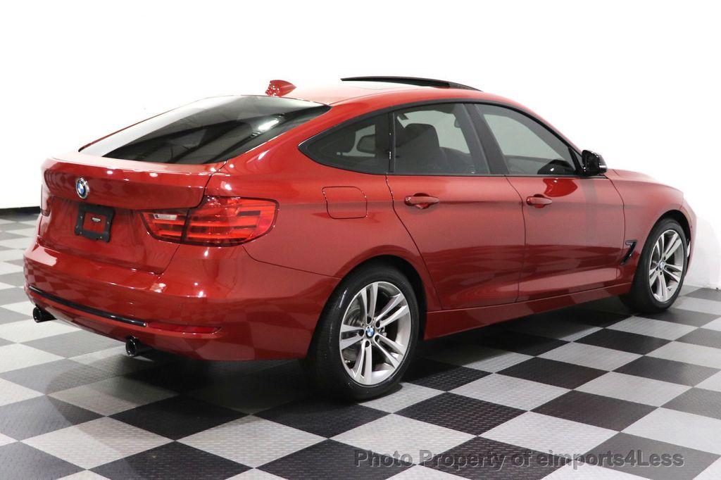 2015 BMW 3 Series Gran Turismo CERTIFIED 335i xDrive GT Sport Package BLIND SPOT CAMERA NAV - 18467696 - 30
