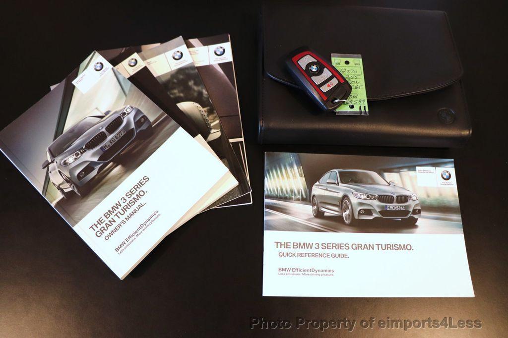 2015 BMW 3 Series Gran Turismo CERTIFIED 335i xDrive GT Sport Package BLIND SPOT CAMERA NAV - 18467696 - 38