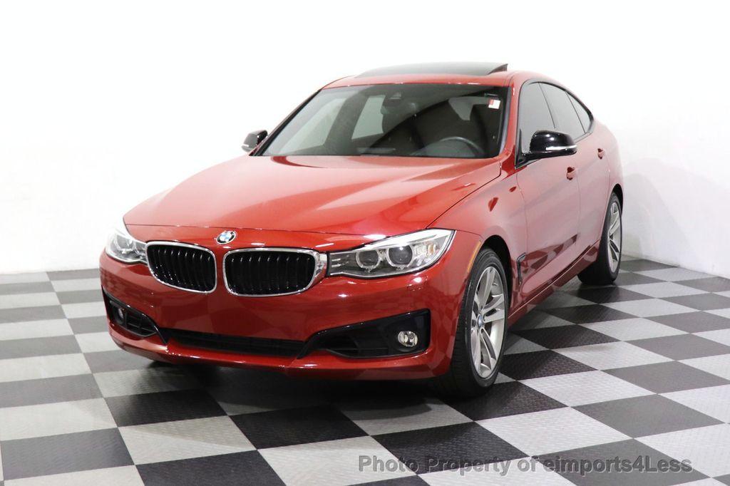 2015 BMW 3 Series Gran Turismo CERTIFIED 335i xDrive GT Sport Package BLIND SPOT CAMERA NAV - 18467696 - 42
