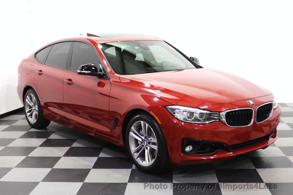 2015 BMW 3 Series Gran Turismo CERTIFIED 335i xDrive GT Sport Package BLIND SPOT CAMERA NAV - 18467696 - 43