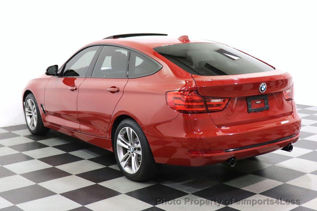 2015 BMW 3 Series Gran Turismo CERTIFIED 335i xDrive GT Sport Package BLIND SPOT CAMERA NAV - 18467696 - 44