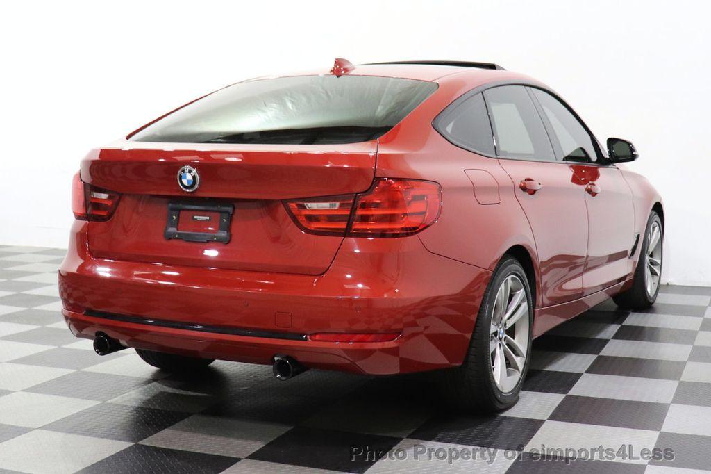 2015 BMW 3 Series Gran Turismo CERTIFIED 335i xDrive GT Sport Package BLIND SPOT CAMERA NAV - 18467696 - 45