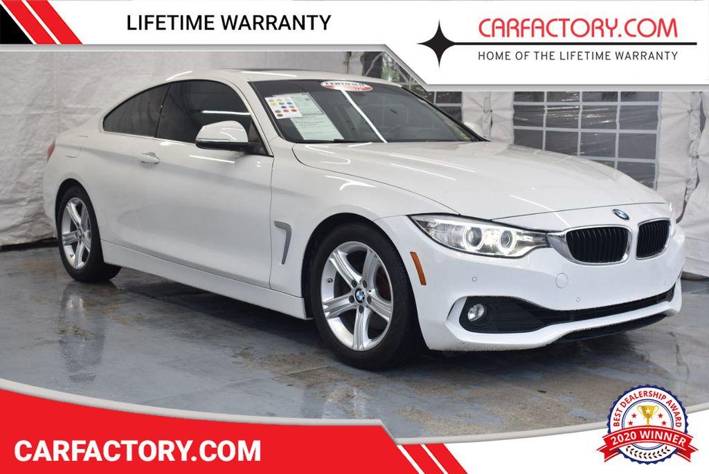 2015 BMW 4 Series 428i - 18365118 - 0