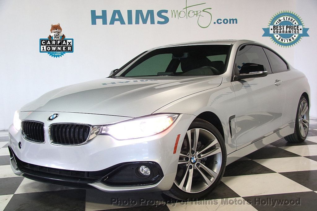 2015 BMW 4 Series 428i - 17412371 - 0
