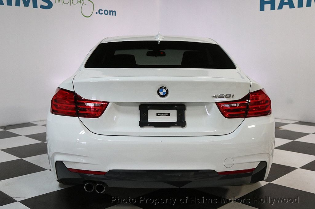 2015 BMW 4 Series 428i - 17433159 - 5