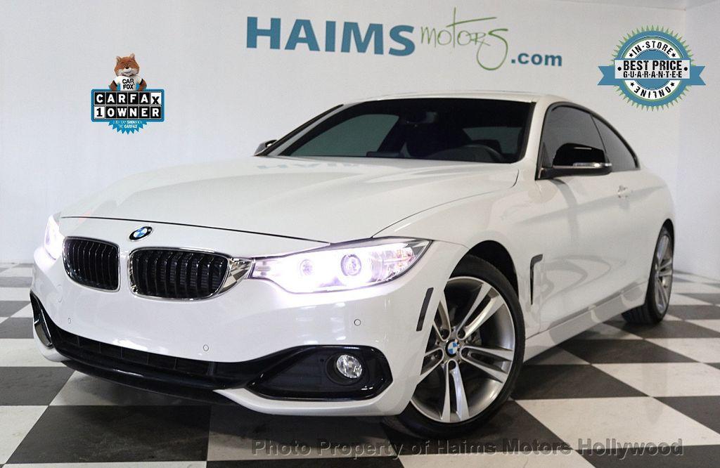 2015 BMW 4 Series 428i - 17526330 - 0