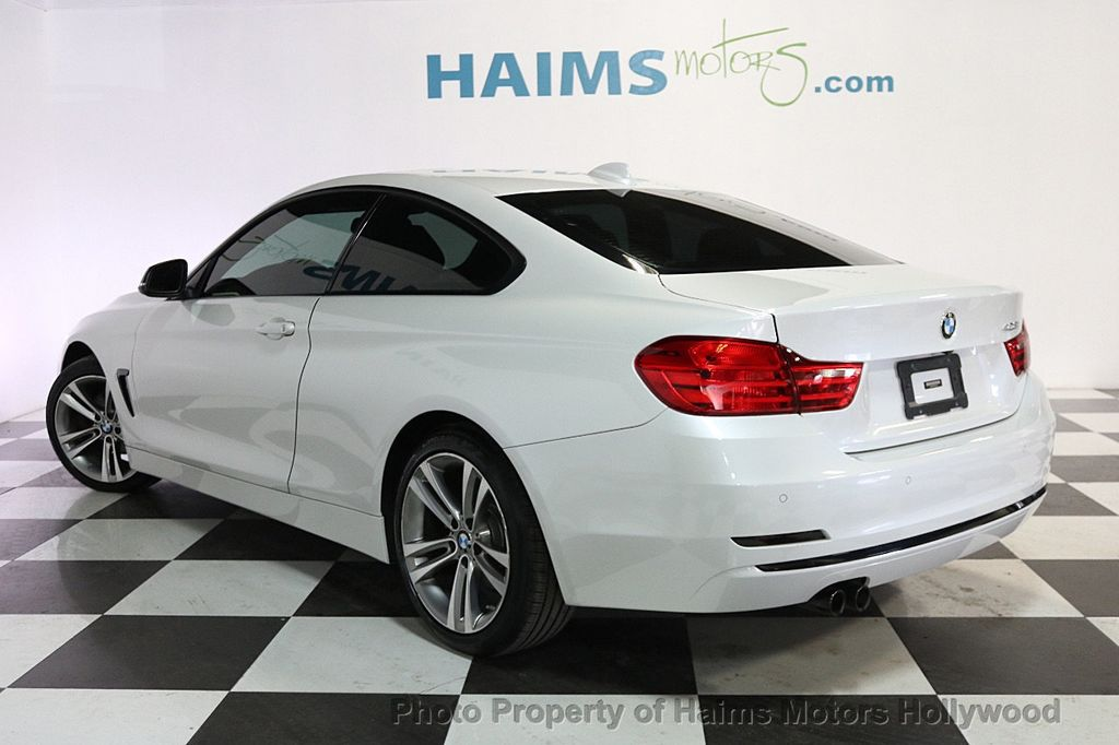 2015 BMW 4 Series 428i - 17526330 - 4