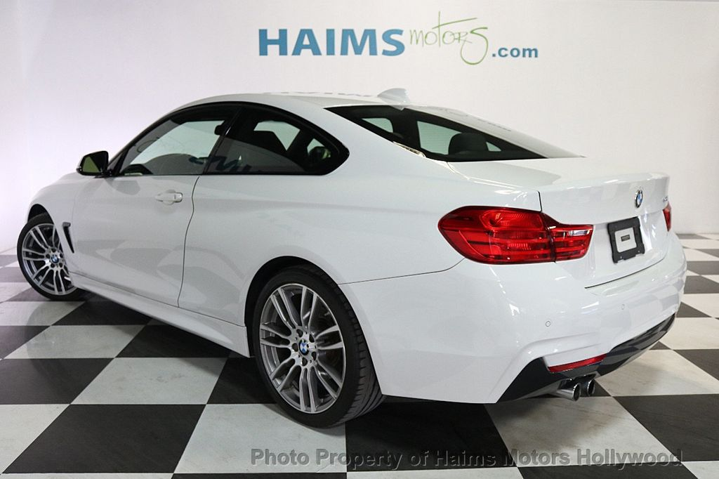 2015 BMW 4 Series 428i - 17563085 - 4