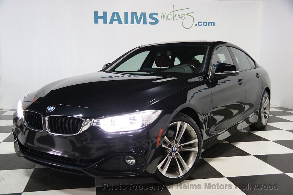 2015 BMW 4 Series 428i Gran Coupe 4dr - 16690783 - 0