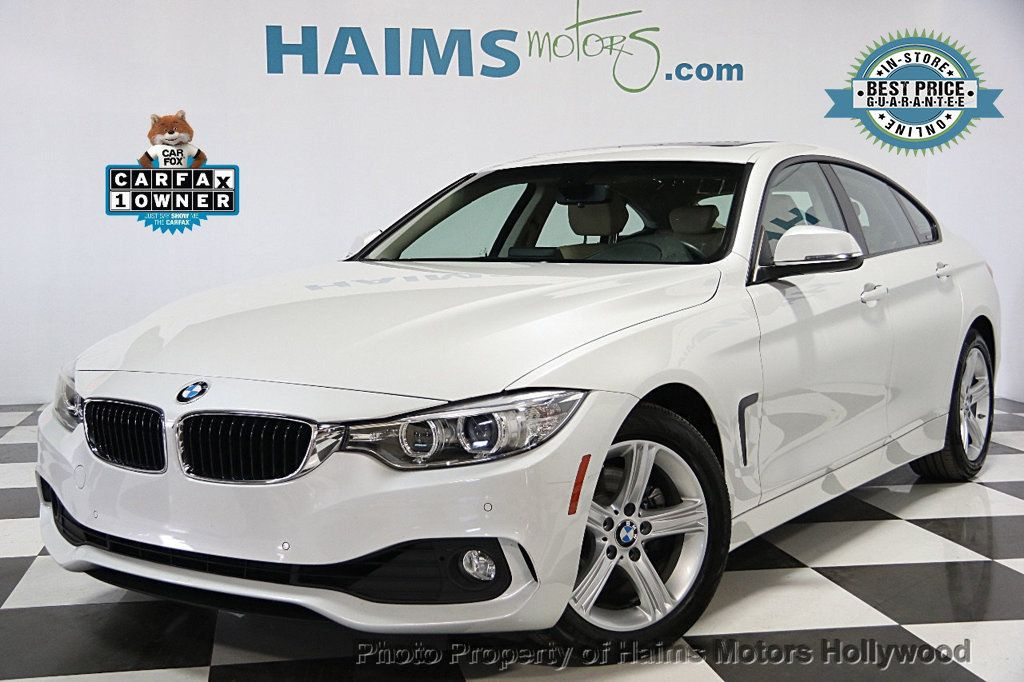 2015 BMW 4 Series 428i Gran Coupe 4dr - 16751615 - 0