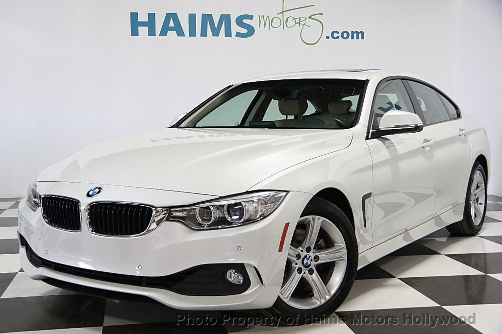 2015 BMW 4 Series 428i Gran Coupe 4dr - 16751615 - 1