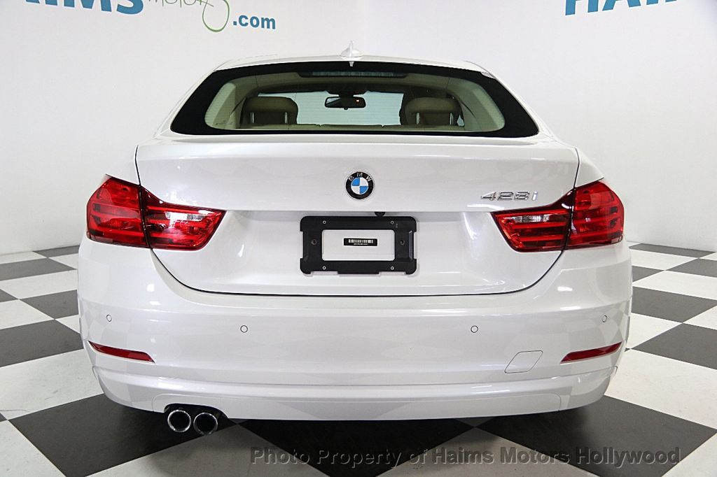 2015 BMW 4 Series 428i Gran Coupe 4dr - 16751615 - 5