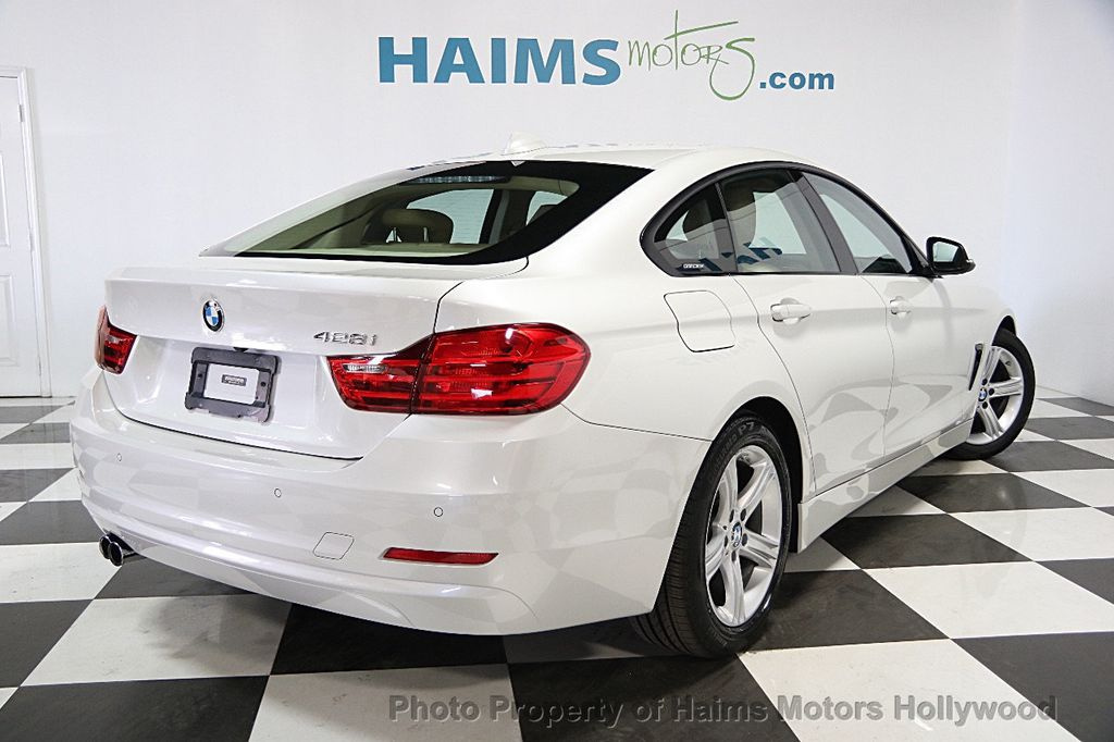 2015 BMW 4 Series 428i Gran Coupe 4dr - 16751615 - 6