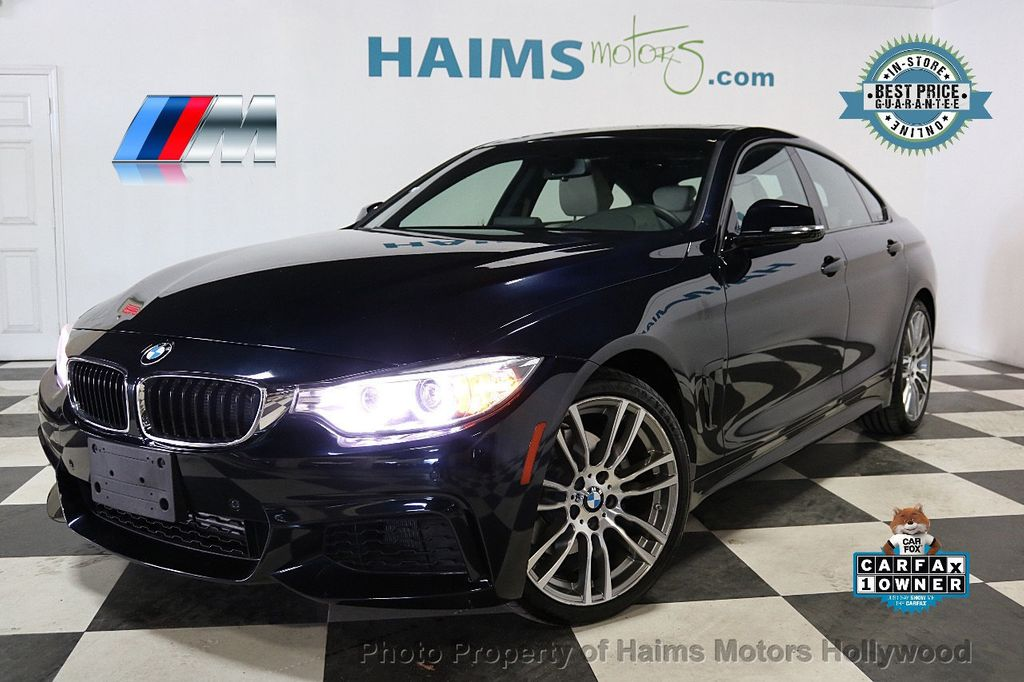 2015 BMW 4 Series 428i Gran Coupe 4dr - 18134443