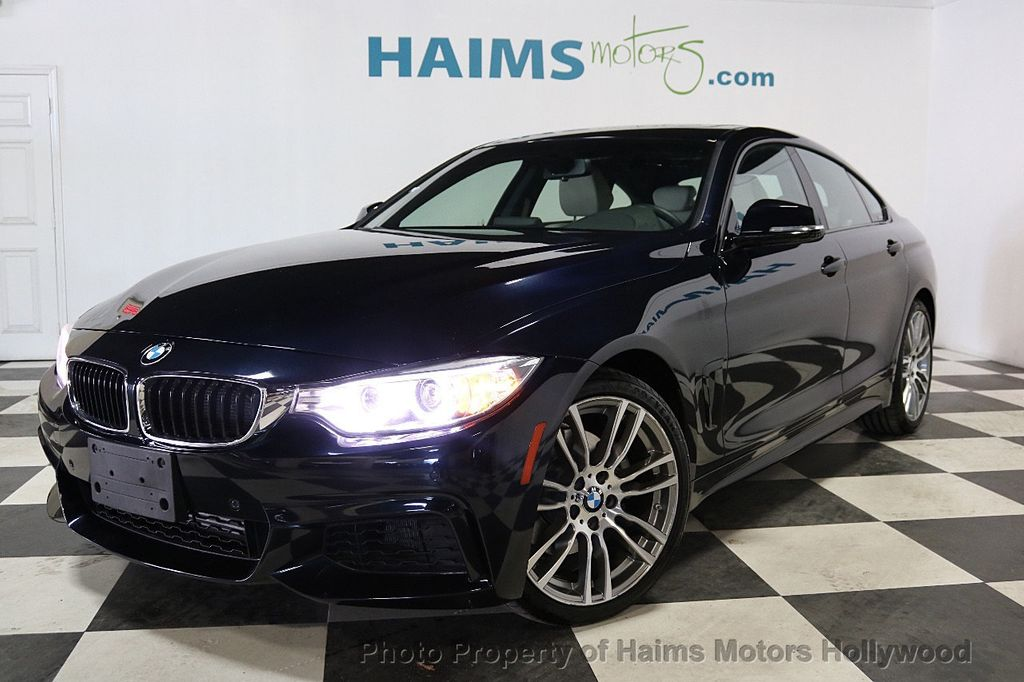 2015 BMW 4 Series 428i Gran Coupe 4dr - 18134443 - 1