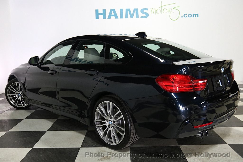 2015 BMW 4 Series 428i Gran Coupe 4dr - 18134443 - 4