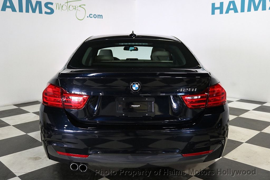 2015 BMW 4 Series 428i Gran Coupe 4dr - 18134443 - 5